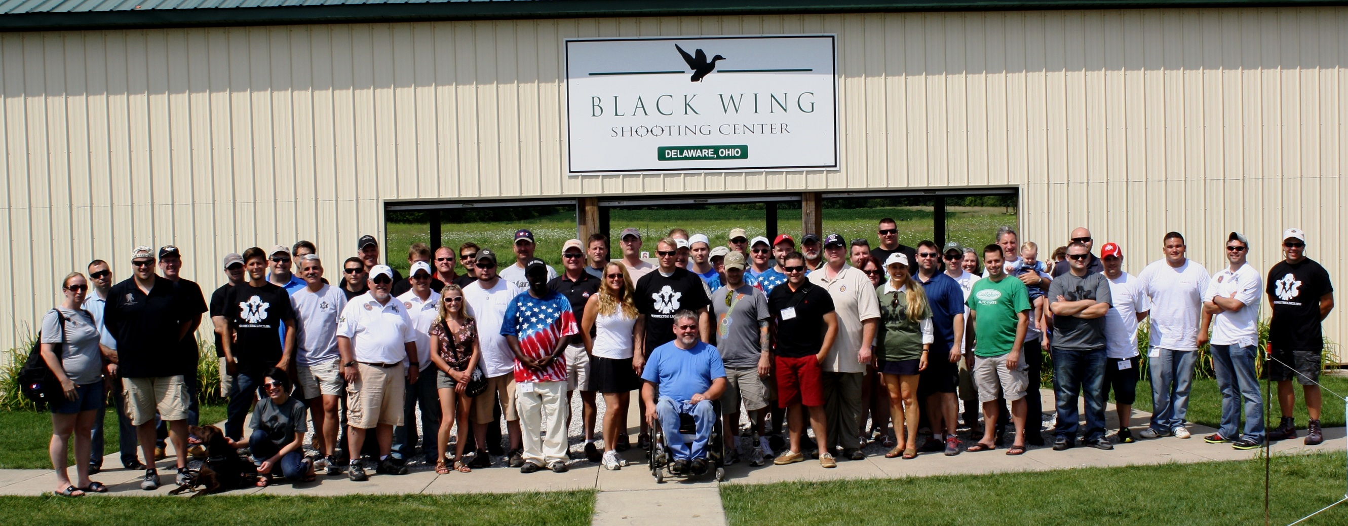 2013 Trap Shoot Event Participants