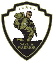 Save A Warrior logo